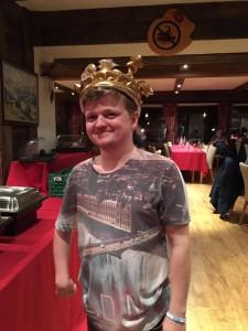 King of the mountain John