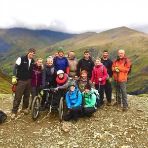 Ski4All Wales Snowdon